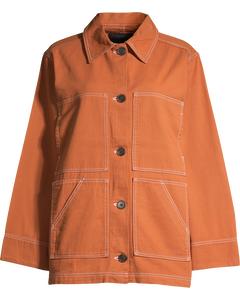 Fay Jacket Orange