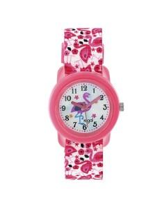 Regal Kinder Horloge Met Roze Band