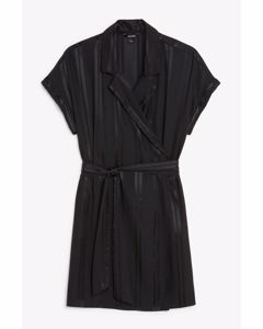 Gen Shirtdress Black