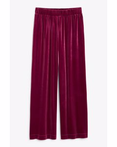 Cleo Party Trousers Pink