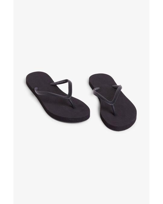 Monki Flip flops Black magic