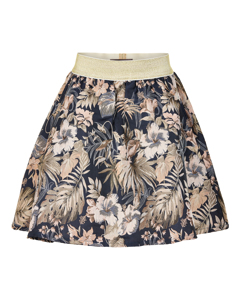 Skirt Jacquard Total Eclipse