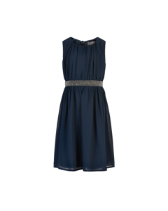 Creamie Dress Dark Navy
