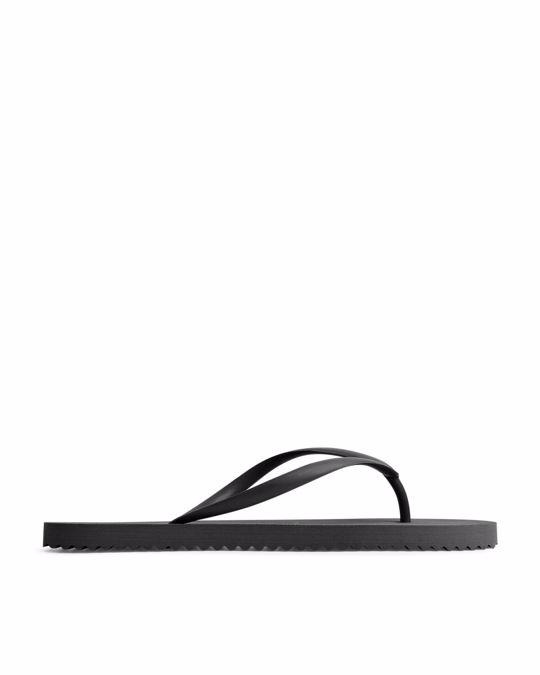 Arket Flip Flops Black