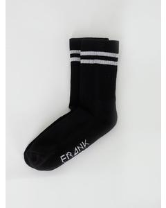 Half Terry Sock  Black