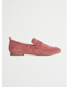Biacara Suede Shoe  Rose 1