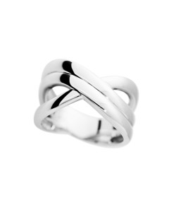 Classic Intertwined Ring