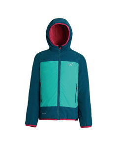 Regatta Childrens/kids Volcanics Ii Hooded Jacket