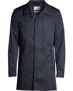 Dash Car Coat Navy