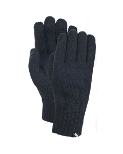 Trespass Mens Bargo Knitted Gloves