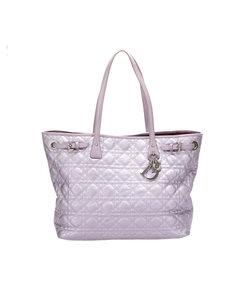 Dior Cannage Panarea Tote Bag Pink