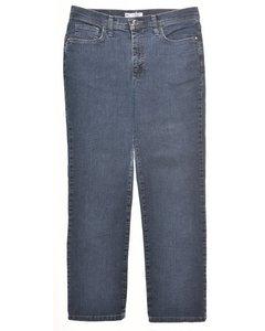 Straight Leg Lee Jeans