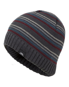 Trespass Mens Ray Knitted Winter Beanie Hat
