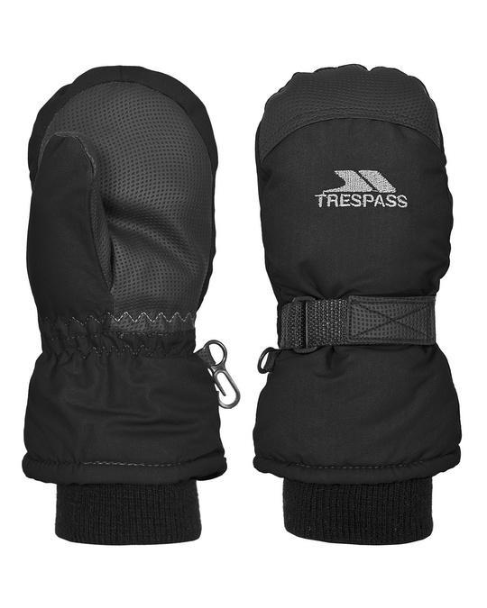 Trespass Trespass Childrens/kids Cowa Ii Winter Ski Mittens