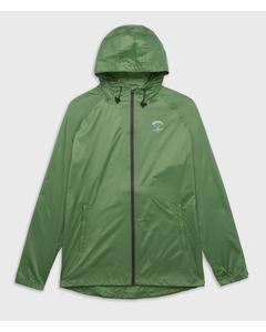 Full Zip Jacket Hunter Green