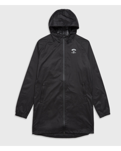 Parka Coat Black