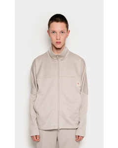 Hugo Track Top Grey