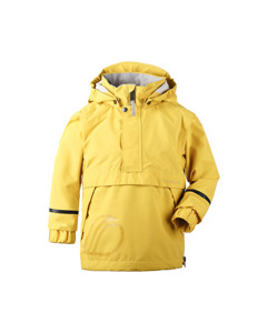 Ankan Kids Anorak Dusty Yellow