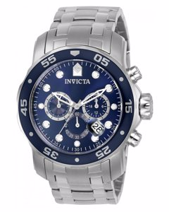 Invicta Pro Diver SCUBA 0070 Herrenuhr - 48mm