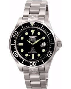 Invicta Grand Diver 3044 Herrenuhr - 47mm