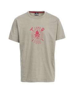 Trespass Herren Adder Freizeit Kurzarm T-Shirt