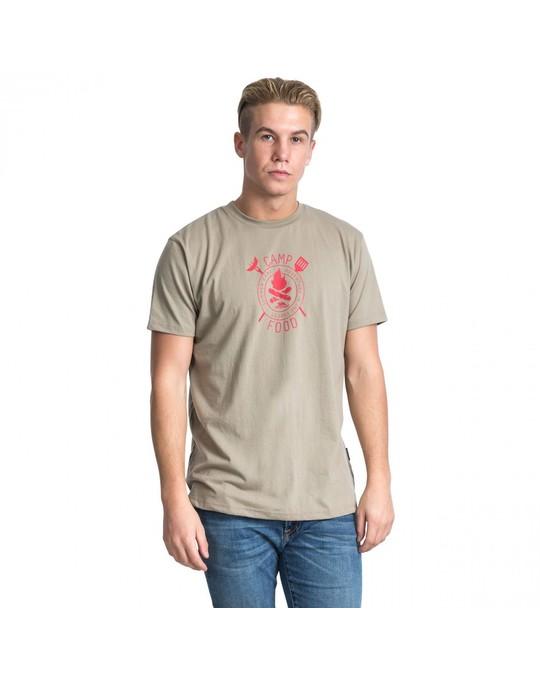 Trespass Trespass Herren Adder Freizeit Kurzarm T-Shirt