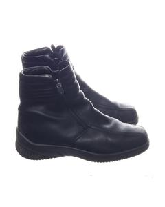 Ecco, Boots, Strl: 37, Svart, Skinn/ull