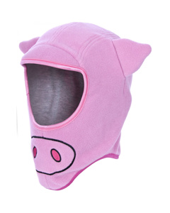 Trespass Kinder Novelty Balaclava Snout Pig