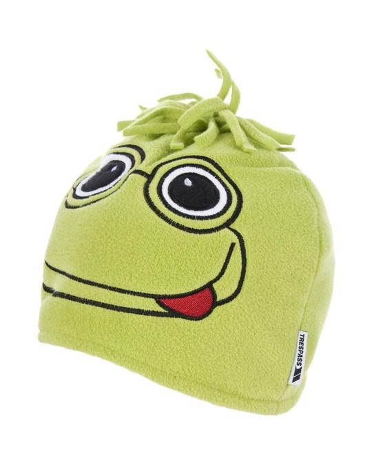 Trespass Trespass Kinder Beanie Mütze Toadey Frog