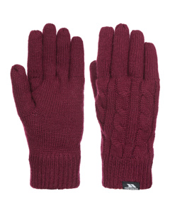 Trespass Womens/ladies Sutella Knitted Gloves