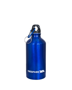 Trespass Swig Sports Bottle With Carabiner (0.5 Litres)