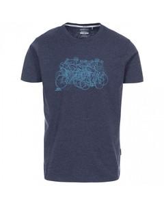 Trespass Herren T-Shirt Wicky II schnelltrocknend
