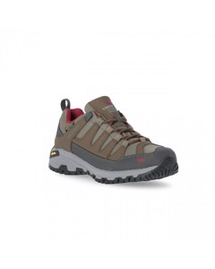 Tresspass Womens/ladies Carnegie Ii Vibram Walking Shoes