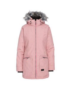 Trespass Damen Outdoorjacke Daybyday mit Kapuze, wasserdicht
