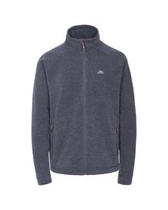 Trespass Mens Instigate Full Zip Fleece Jacket