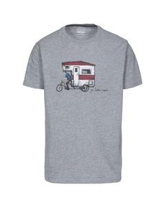 Trespass Herren T-Shirt Gibson II