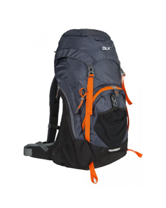 Trespass Twinpeak 45 Litre Dlx Hiking Rucksack/backpack