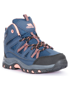 Trespass Childrens/kids Gillon Mid Cut Walking Boots