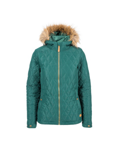 Trespass Womens/ladies Genevieve Quilted Jacket