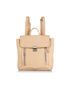 Phillip Lim Leather Pashli Backpack Brown