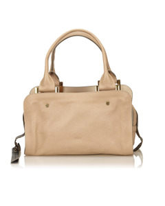 Chloe Leather Dalston Brown