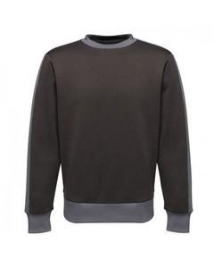 Regatta Mens Contrast Crew Neck Sweater