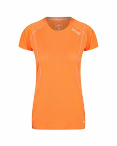 Regatta Damen Sport-T-Shirt Virda III Active, kurzärmlig