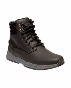 Regatta Great Outdoors Mens Grafton Thermo Insulated Leather Boots