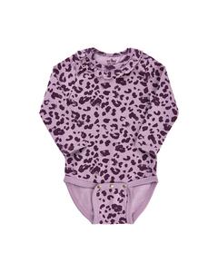 Body Ls -aop Lavender Mist