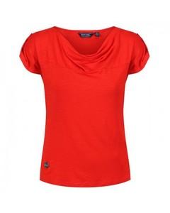 Regatta Damen T-Shirt Freesia kurzärmlig