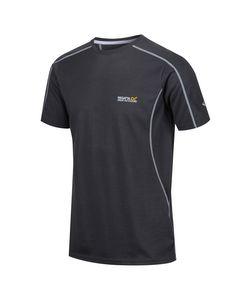 Regatta Herren T-Shirt Tornell, mit extrem weicher Merinowolle