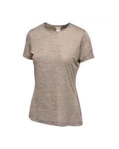 Regatta Womens/ladies Antwerp Short Sleeved Marl T-shirt
