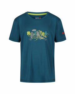 Regatta Kinder T-Shirt Alvarado IV mit Grafikdruck