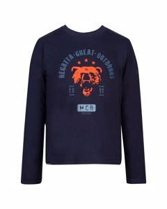 Regatta Childrens/kids Wendell Cosmic Print Sweatshirt